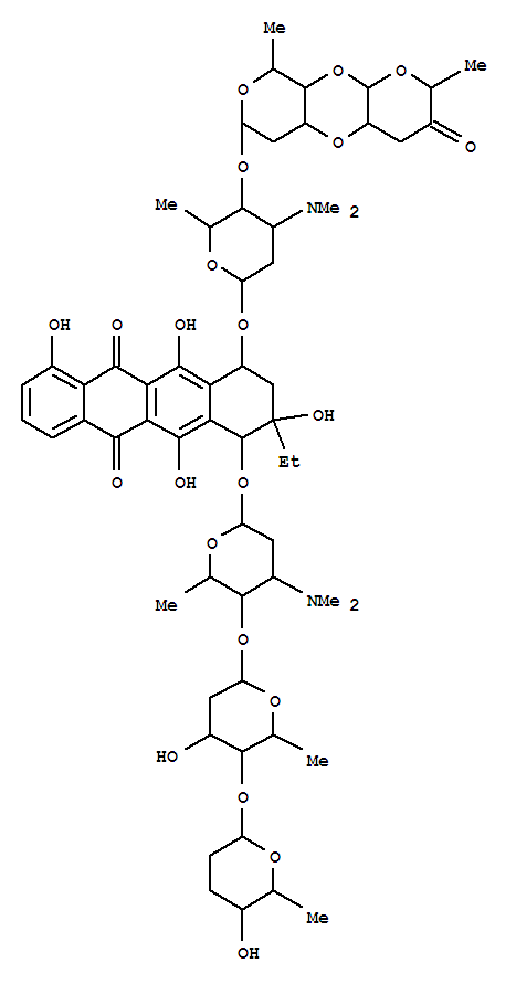 81-53-8 structure