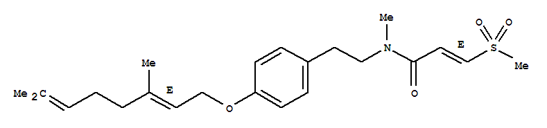 102-09-0 structure