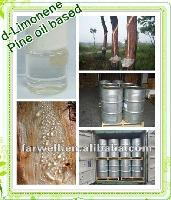 Farwell d-Limonene extracted from pine oil
