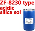 Acidic Silicon Sol ZF-8230