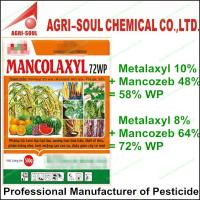 Metalaxyl-mancozeb chemical query, 75701-74-5 melting point