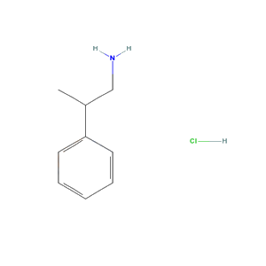 N methyl b phenylethylamine hcl